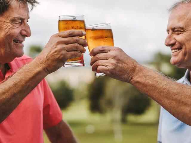 Can Moderate Drinking Decrease Alzheimer's Brain Proteins?