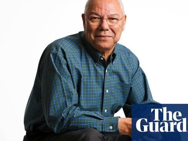 Colin Powell – a life in pictures