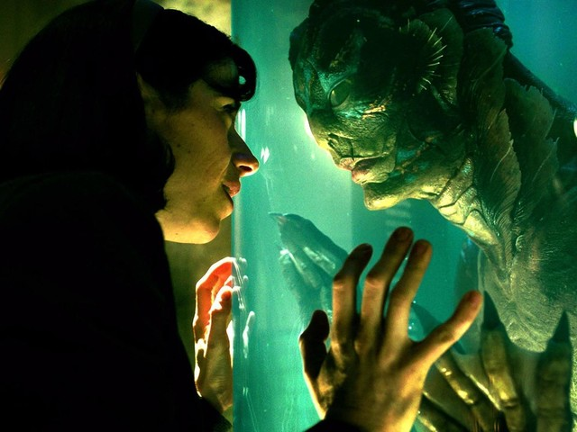 Kenneth Turan's best films of 2017 include 'The Shape of Water' and 'The Post'