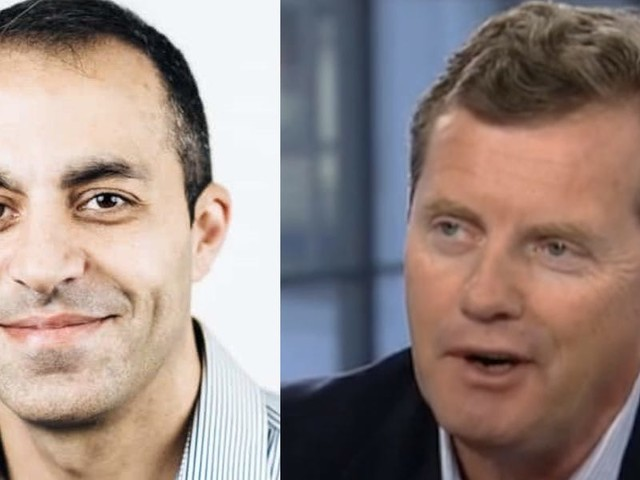 The next big tech rivalry will be between $67 billion Snowflake and $28 billion Databricks, which are on a 'collision course' as the AI and data analysis market heats up (SNOW)
