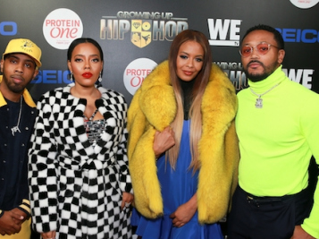 EXCLUSIVE: Romeo Miller Reveals Which Celeb He'd Like To Shoot His Shot At + Angela Simmons & More Have Fun At 'GUHH' NYC Premiere Party