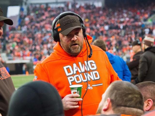 The Browns' new coaching staff is looking pretty good. Pretty, prettttty, pret-ttttay good.