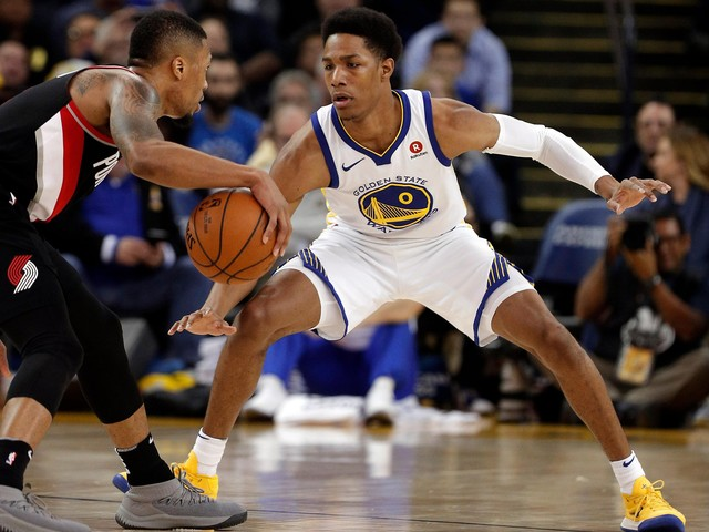 Warriors' Patrick McCaw to miss 4 weeks with wrist injury