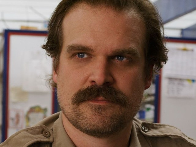 Where Is Hopper In The 'Stranger Things 4' Teaser? He's A Far Way From Home