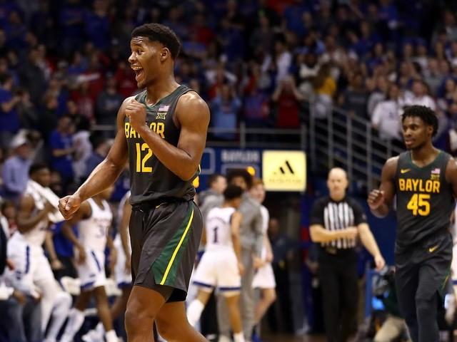 NCAA men's basketball rankings: Baylor takes over No. 1