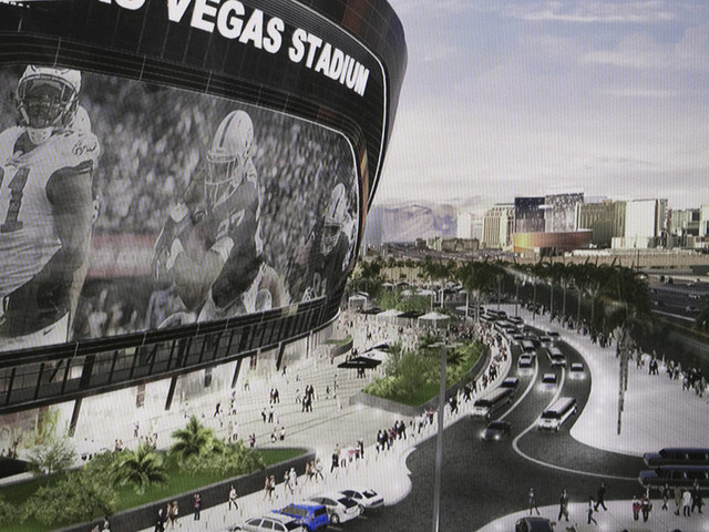 Raiders land acquisition to boost parking near Las Vegas stadium