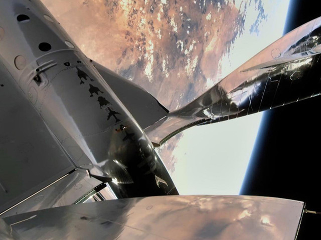 The Morning After: Finally, Virgin Galactic completes its first crewed spaceflight