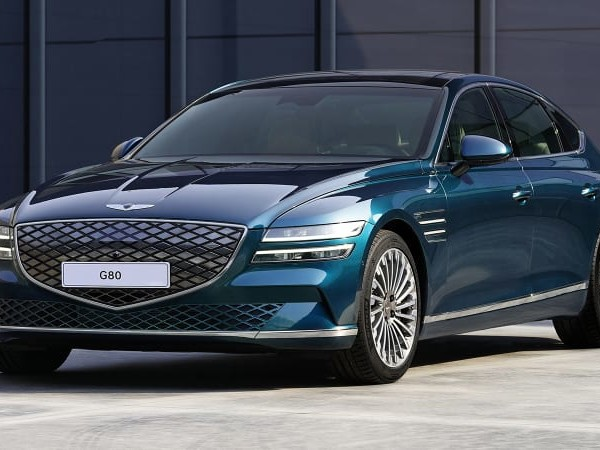 Genesis Electrified G80 is a classy, subtle entry into EVs