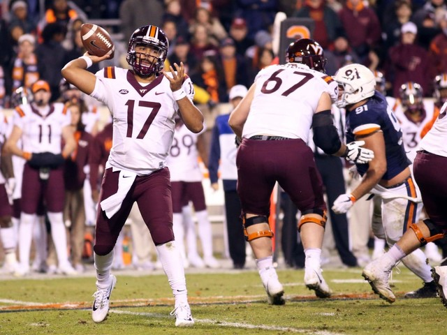 The streak goes on: Virginia Tech beats Virginia for 14th straight time