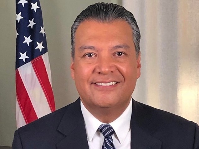 'We're fired up and ready to work': California Senator Alex Padilla on COVID relief and immigration reform