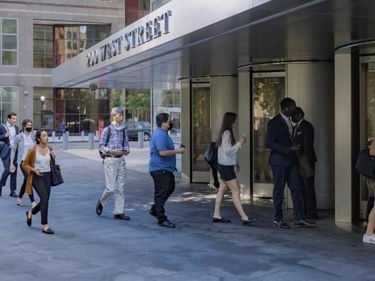 America's Top Graduates Don't Want Jobs On Wall Street