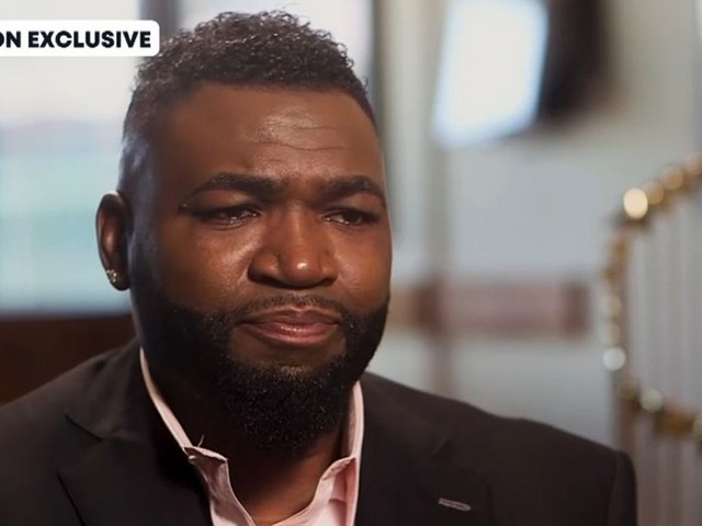 David Ortiz gets teary-eyed in his first interview since being shot