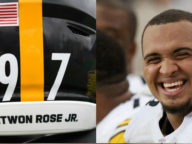 Maurkice Pouncey Apologizes to Police for Wearing the Name of a Kid They Killed on His Helmet