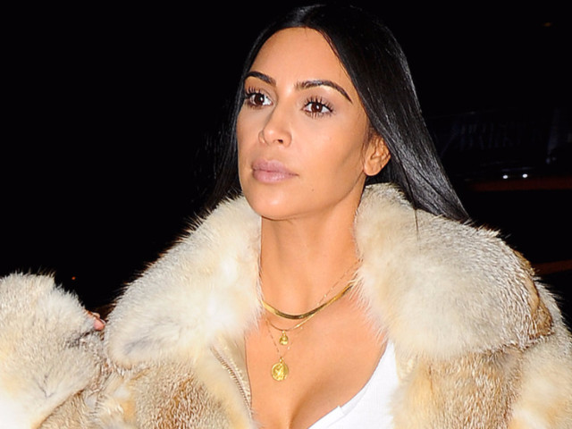 Kim Kardashian Can't Help But Get Shamed for This Adorable Photo of North West