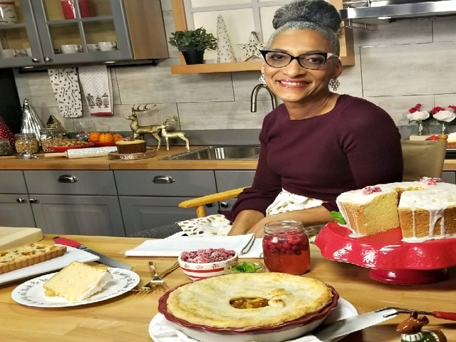 Don't Look Cheap, Look Creative: Carla Hall's Tips For A Bomb Thanksgiving On A Budget
