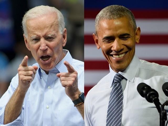 Barack Obama Gloating Over Joe Biden's Collapsing Presidency, Ignoring His Calls For Help?