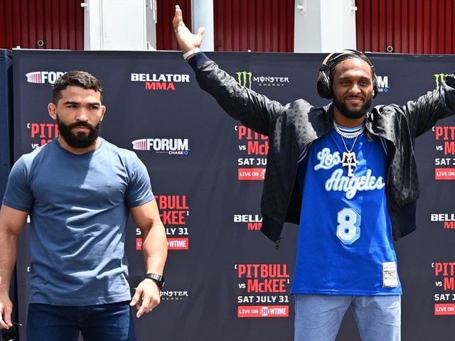 Bellator 263: Pitbull vs McKee preview, weigh-ins