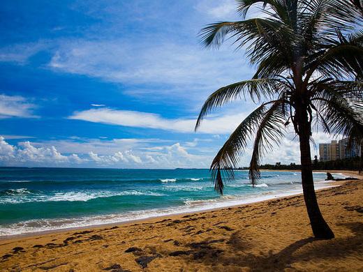 jetBlue: Chicago – San Juan, Puerto Rico. $296. Roundtrip, including all Taxes