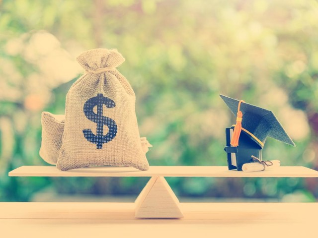 State higher ed funding increased by 2.9% last year