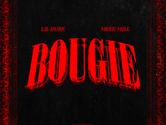 """Lil Durk and Meek Mill Link Up on New Track """"Bougie"""""""