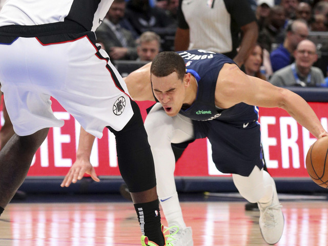 Mavs' fears confirmed with season-ending injury for Powell