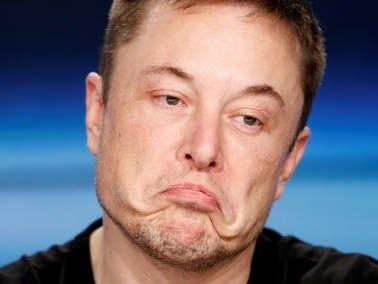 SpaceX Overtakes Tesla As Cornerstone Of Musk's Declining Net Worth