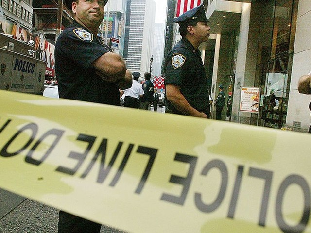 Shootings skyrocket more than 200% in NYC, just weeks after NYPD disbands 'anti-crime' unit