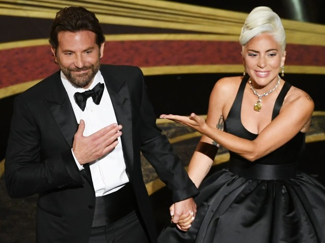 Even the Oscars Audience Couldn't Get Enough of Lady Gaga and Bradley Cooper's Performance
