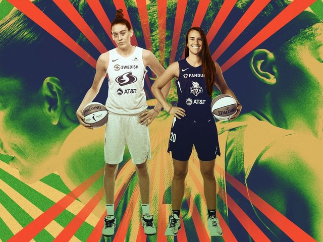 A New Class of WNBA Stars Got Next