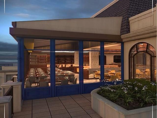 New Artist Renderings Revealed for Topolino's Terrace Coming to Disney's Riviera Resort