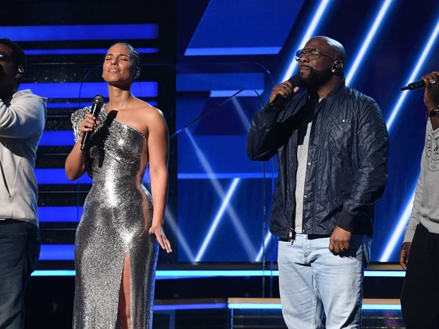 Alicia Keys and Boyz II Men Open the Grammys With a Beautiful Tribute to Kobe and Gianna Bryant