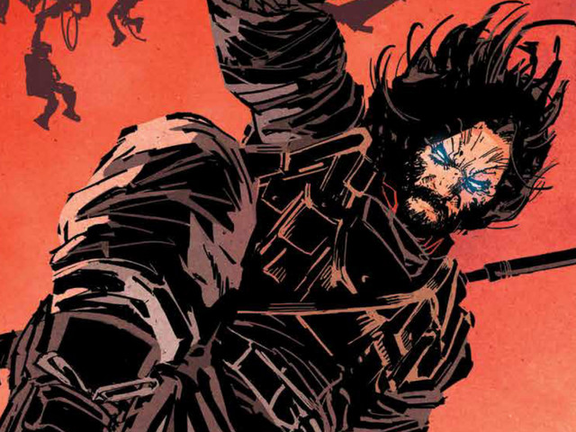 Keanu Reeves, Matt Kindt, and Ron Garney talk about 'BRZRKR', the top selling debut comic in 30 years
