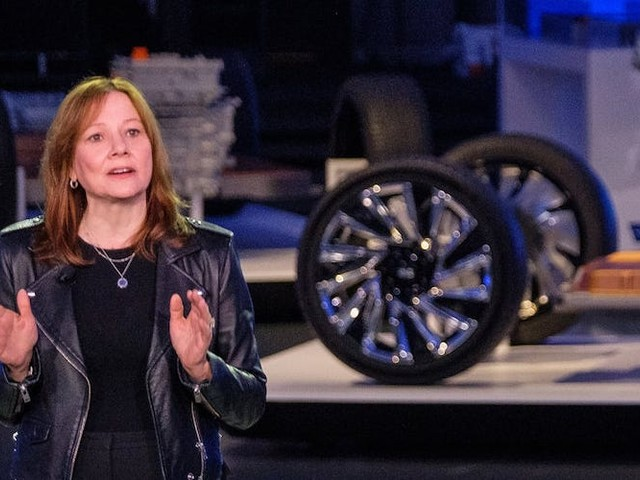 Mary Barra's $27 billion bet on making GM an electric-only vehicle company is the biggest swing an American automaker has taken in decades