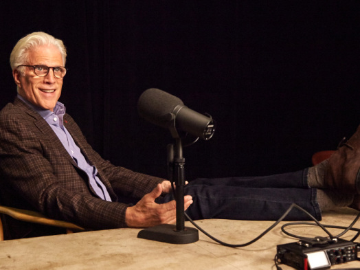 Remote Controlled: 'The Good Place' Star Ted Danson on His 'Delicious' Role