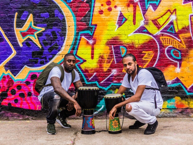 """Premiere: LR Groove And Razzler Man Reveal New Tribal Brothers EP Extract """"Marching"""""""