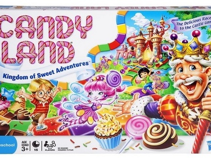 Candy Land only $4.79, plus more!