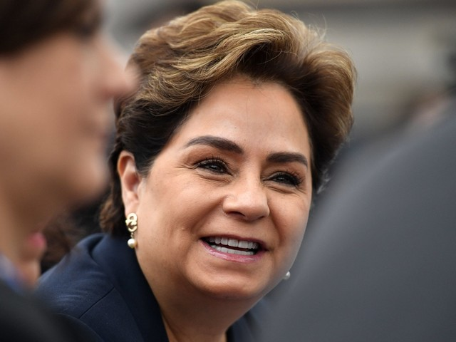 Patricia Espinosa: UN Climate-change action is 'changing the weather'
