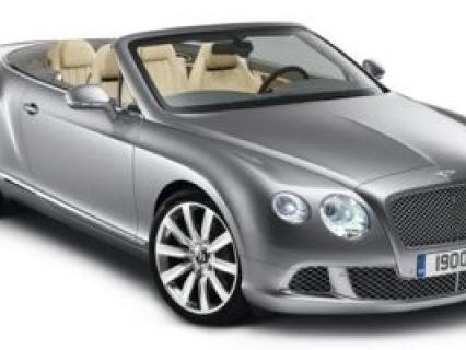 2015 Bentley Continental--GTC 2DR CONV W12