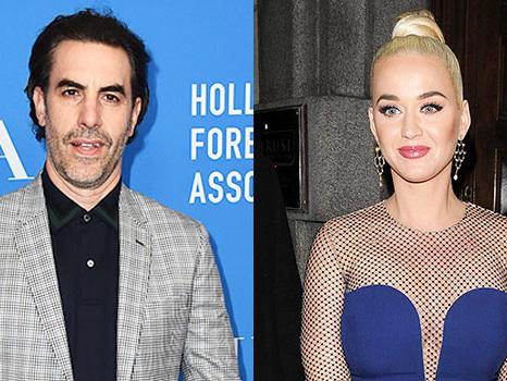 Sacha Baron Cohen's 'Borat' Wishes Katy Perry Happy Birthday With Nod To Orlando's Embarrassing Pics