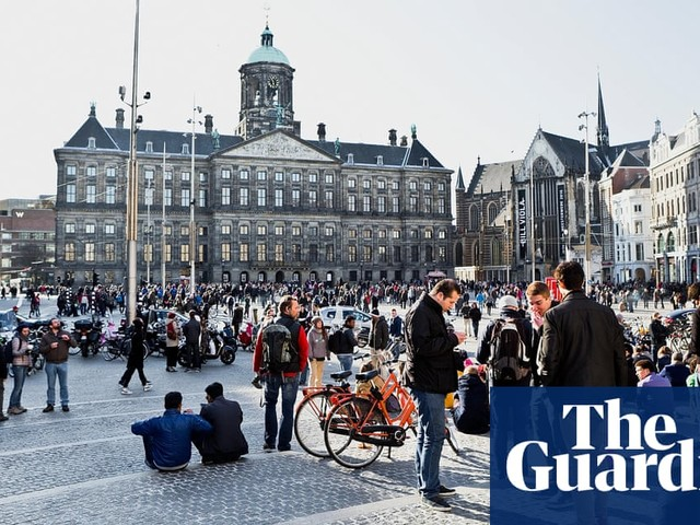Overtourism in Europe's historic cities sparks backlash
