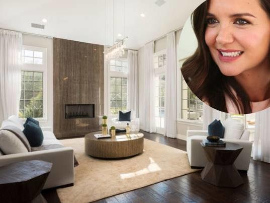 Inside Katie Holmes' Stunning $4.6 Million Mansion