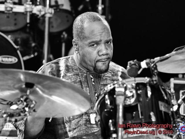 Drummer Yonrico Scott 1955 – 2019