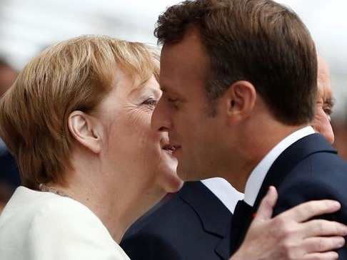 Macron Warns UK Could Become US Vassal State...
