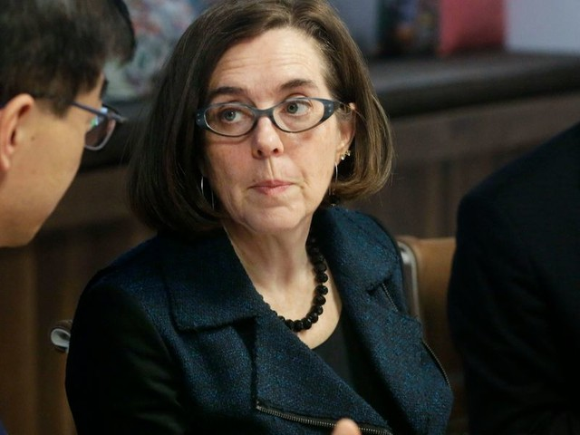 Oregon's leftist governor tells residents to call police on neighbors who violate her new COVID lockdown edicts