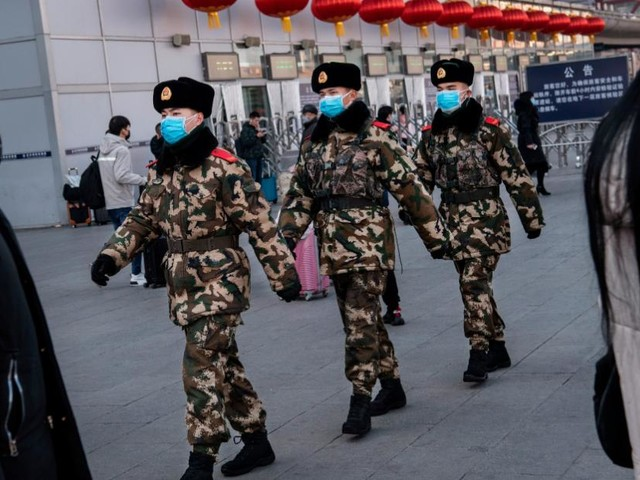 China canceling Lunar New Year festivities is a massive deal
