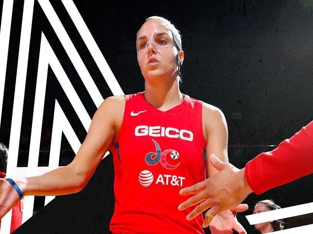 Elena Delle Donne's second straight WNBA Finals injury is just cruel