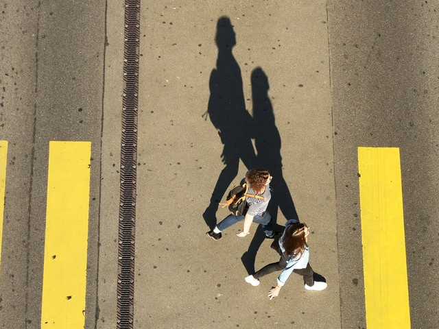 As Pedestrian Deaths Spike, Scientists Scramble for Answers