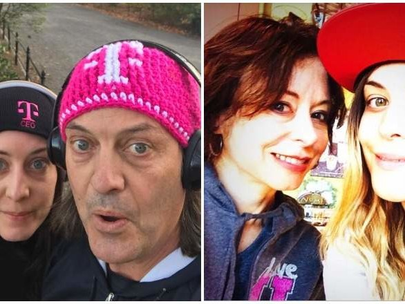John Legere's Family: 5 Fast Facts You Need to Know