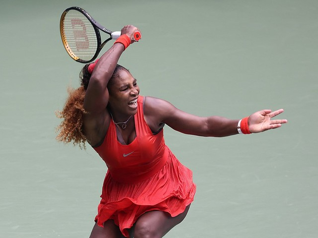 'It's how you finish': Serena Williams into Open semifinals