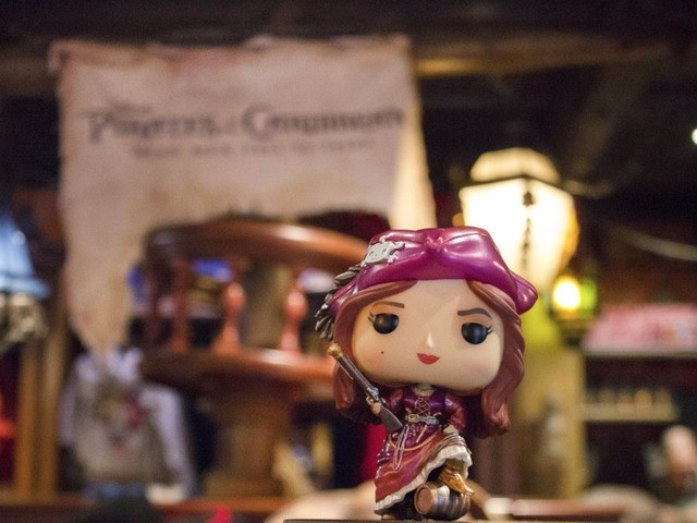 Redd the Pirate Funko POP! to be Released at WDW Saturday, December 14th